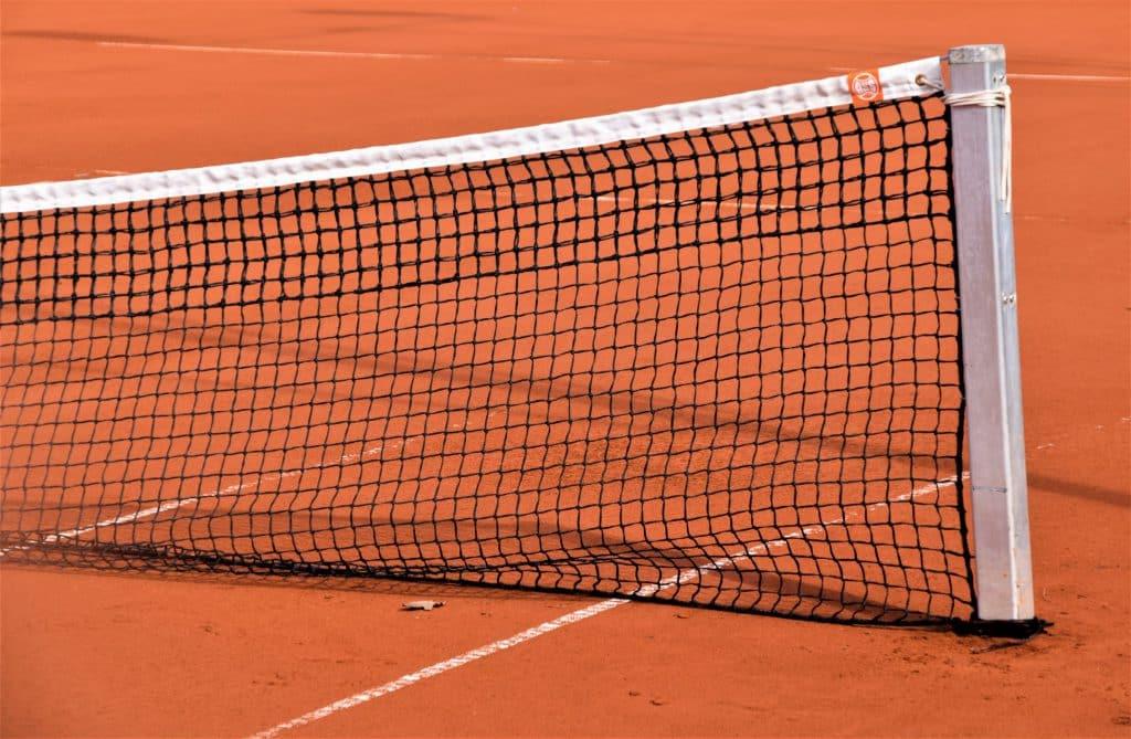 moderner Tennisverein