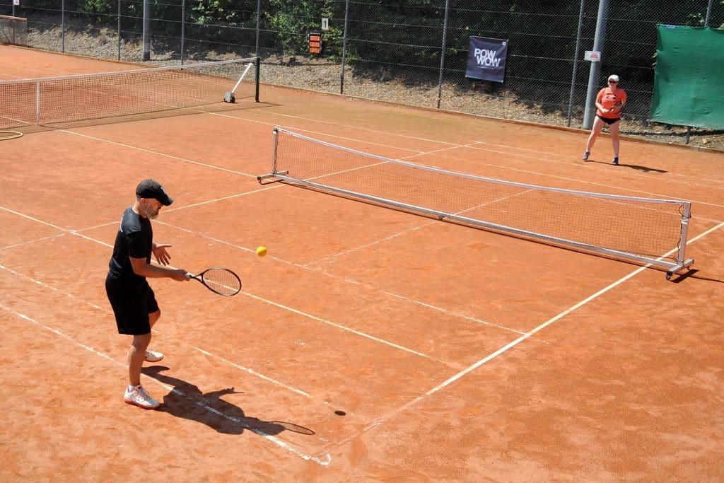 powwow tennis match
