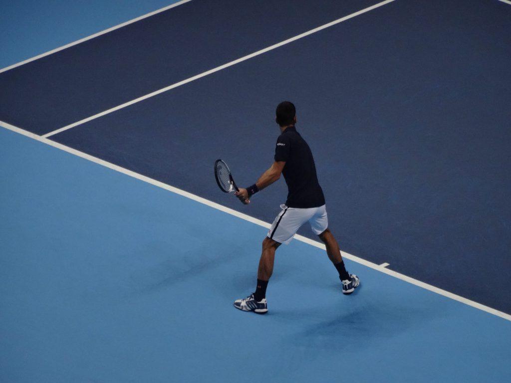 Tennisspieler Djokovic