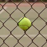 tennis heute ball steckt