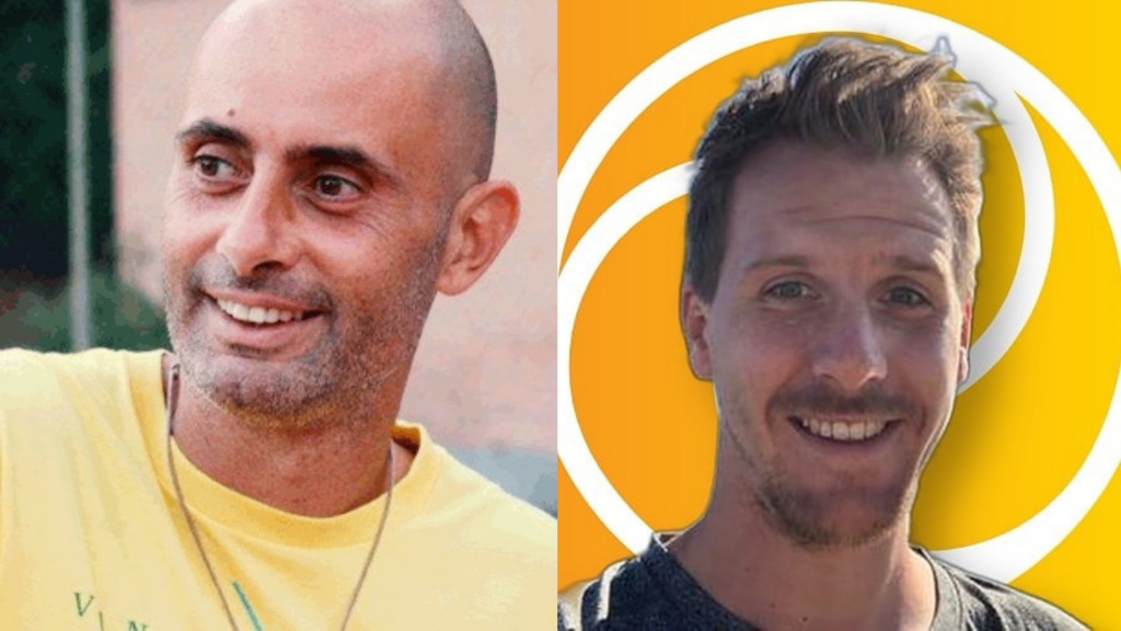 Tennis Podcast Hosts